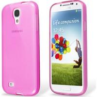 İmpashop Samsung Galaxy S4 Silikon Kılıf Ultra İnce 0.3Mm Kılıf
