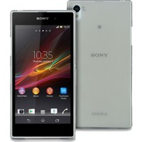 İmpashop Sony Xperia Z2 Silikon Kılıf Ultra İnce 0.3Mm Kılıf