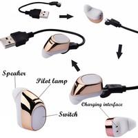 Microcase S630 Mini Bluetooth Headset Kulaklık Özel Tasarım