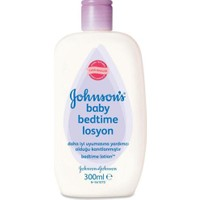 Johnsons Baby Bed Time Losyon 300Ml.