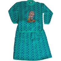 Shecco&Babba Kız Çocuk Etekli Takım Yeşil