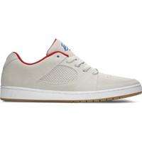 Es Accel Slim White Red Ayakkabı