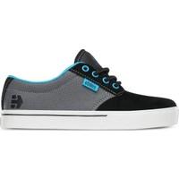 Etnies Kids Jameson 2 Eco Black Grey Blue Ayakkabı