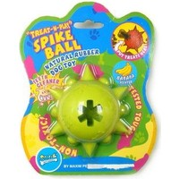 Soleil Ödül Tableti Çivili Top Plastik Köpek Oyuncağı