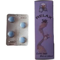 Relax 30 sprey + Kapsül