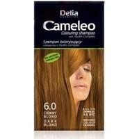 Delia Camelia Saç Renklendirici Şampuan Tek Kullanımlık 6.0 Dark Blond 40 ml