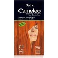 Delia Camelia Saç Renklendirici Şampuan Tek Kullanımlık 7.4 Copper Red 40 ml