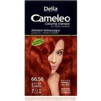Delia Camelia Saç Renklendirici Şampuan Tek Kullanımlık 66.56 Wild Plum 40 ml