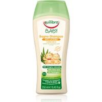 Equilibra Baby Bagno Shampoo- Gözyaşı Olmadan ve Vücut Yıkama 250 ml