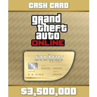 Grand Theft Auto V Gta: Whale Shark Cash Card Dijital Kod / E-Pin