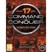 Command &Amp; Conquer: The Ultimate Collection Dijital Pc Oyunu