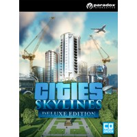 Cities: Skylines (Digital Deluxe Edition) Dijital Pc Oyunu