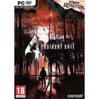 Resident Evil 4 (Ultimate Hd Edition) Dijital Pc Oyunu