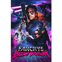 Far Cry 3: Blood Dragon Dijital Pc Oyunu