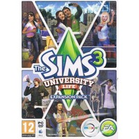 The Sims 3: University Life Dijital Pc Oyunu