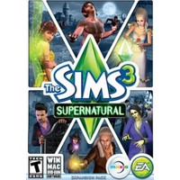 The Sims 3: Supernatural Dijital Pc Oyunu
