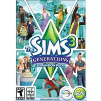 The Sims 3: Generations Dijital Pc Oyunu