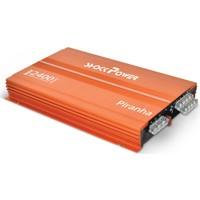 Piranha ShockPower Q Type 4 Kanallı 600 Watt Oto Amfi