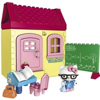Mega Bloks Hello Kitty Bilim Sınıfı Oyun Seti