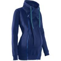 Bpc Bonprix Collection Mavi Sweat Ceket