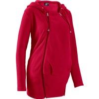 Bpc Bonprix Collection Kırmızı Polar Kumaş Ceket