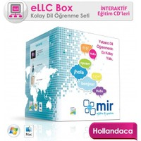 eLLC Dutch - Flemenkçe Eğitim Seti