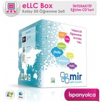 eLLC Spanish - İspanyolca Eğitim Seti