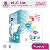 eLLC Korean - Korece Eğitim Seti