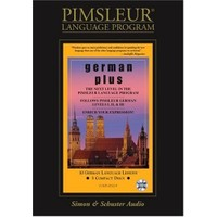 Pimsleur Almanca Eğitim Seti - 4 Cd - Audio Cd - Pdf Booklet