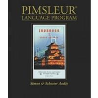 Pimsleur Japanese - Japonca Eğitim Seti - 3 Cd