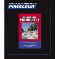 Pimsleur Portuguese - Portekizce Eğitim Seti - 3 Cd