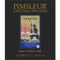 Pimsleur Spanish - İspanyolca Eğitim Seti - 3Cd