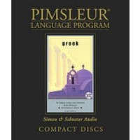 Pimsleur Greek - Yunanca Eğitim Seti - 3 Cd