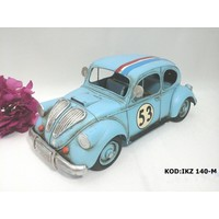 İkizler Mavi Araba