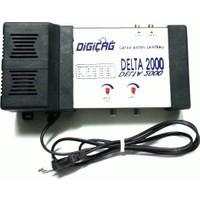Digiçağ Delta 2000 UHF-VHF Ortak Anten Santrali
