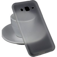 Tlfcom Samsung Galaxy J2 Silikon Kılıf Şeffaf
