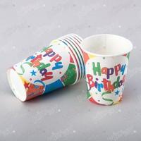Kikajoy Happy Birthday Crazy Karton Bardak