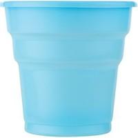 Kikajoy Roll Up Plastik Bardak Açık Mavi 25 Adet