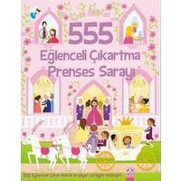 555 Eğlenceli Çıkartma: Prenses Sarayı