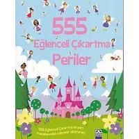 555 Eğlenceli Çıkartma: Periler