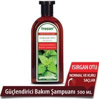Tresan Isırgan Otu Güçlendirici Bakım Şampuanı – Normal Ve Kuru Saçlar 500 Ml