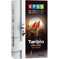 Pelikan Yayınları Kpss 2017 Tarihin Arka Odası Konu Anlatımlı