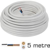 Bmx Standart 5 Metre 2 X 1.50 Elektrik Kablosu 0906795