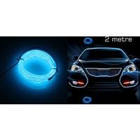 Modacar Mavi Tube Neon Kablo 2 Metre 378815