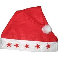 Pandoli Yıldız Işıklı Noel Baba Şapkası