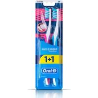 Oral-B Diş Fırçası Pro-Expert Hassas Diş Etleri İçin 35 Ekstra Yumuşak 1 Alana 1 Bedava Paketi