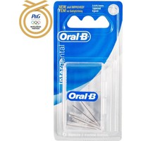 Oral-B Arayüz Diş Fırçası Yedeği Eğimli 6 Adet