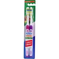Oral-B Diş Fırçası 3-Etki Maxi Clean 40 Orta (1 Alana 1 Bedava)