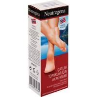Neutrogena Norveç Formülü Çatlak Topuklar için Ayak Kremi 40 Ml