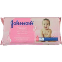 Johnson's Baby Johnson's Gentle Cleansing Islak Mendil